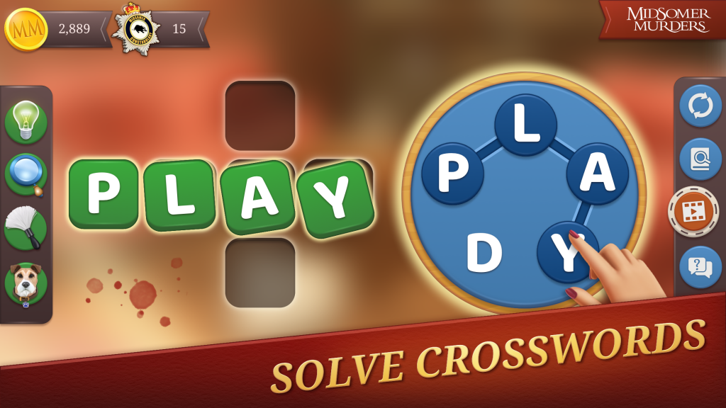 Solve crosswords