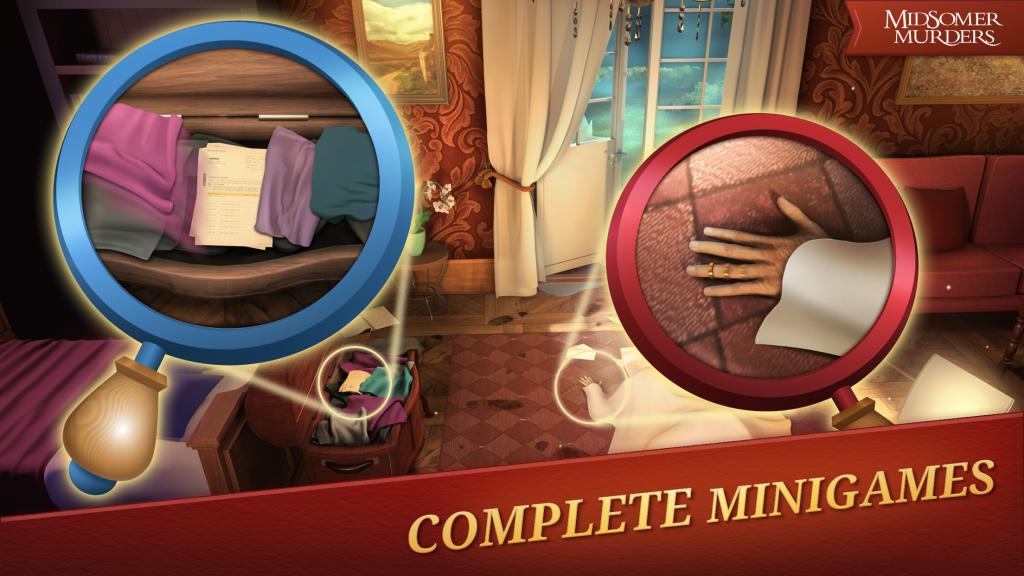 Complete minigames