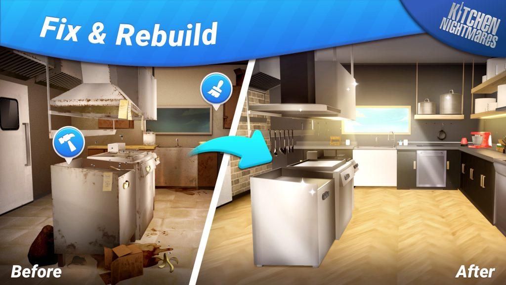 Fix and rebuild