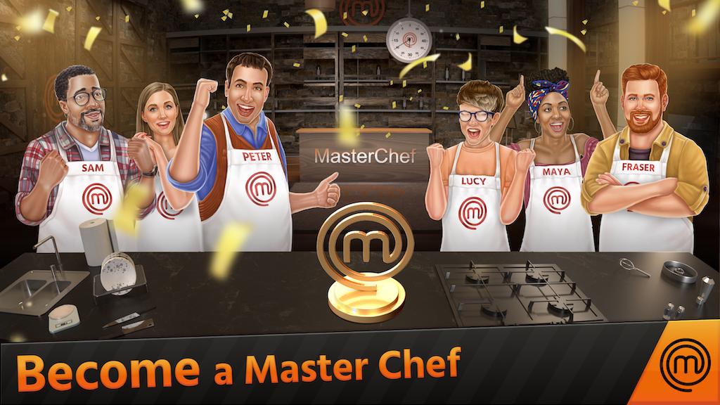 Become a MasterChef